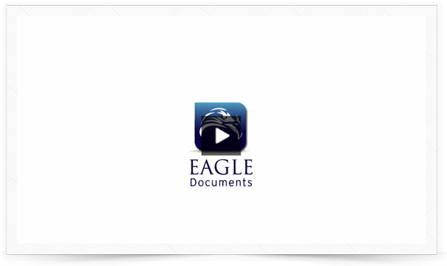 Eagle Documents Logo-Animation